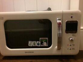 Daewoo microwave for sale