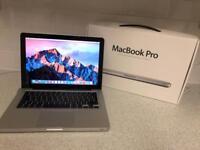 "Apple MacBook Pro Mid 2012 - 13""   i7 2.9GHz   8GB RAM   750GB HDD"