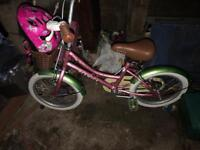 Girls Elswick Bike