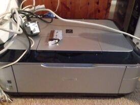 colour printer/scanner