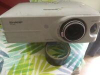 Sharp Notevision Projector