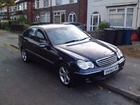 2004 MERCEDES BENZ C220 CDI AVANTGRADE SE AUTO FMDSH 11 MONTHS MOT EXCELLENT THROUGHOUT £1695 ONO