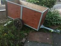 6x3 trailer