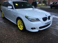 Bmw 530d Automatic 12 mont MOT!! M Sport! Great condition 260bhp