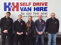 Vehicle Valeter for busy Van Hire & Sales North London