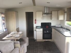 new static caravan for sale in Northumberland