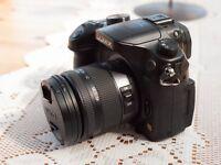 Panasonic GH3 plus 3 lenses