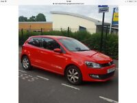 Vw polo 2013 match special edition