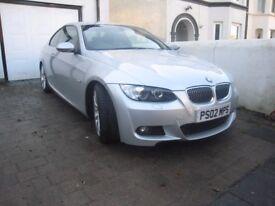 BMW 325i M Sport coupe