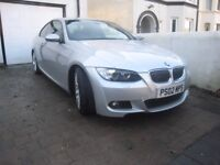 BMW 325i M Sport coupe