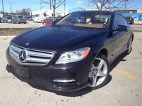 2011 Mercedes-Benz CL-Class CL550 4MATIC AMG SPORT/NIGHT VISION
