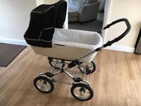Silvercross pram & car seat - excellent conditon