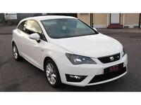 Seat Ibiza 1.2 TSI FR SportCoupe 3dr SATNAV,2 KEYS,FSSH