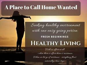 WANTED Seeking - Spacious Bedroom or half house 4 healthy living Broadbeach Waters Gold Coast City Preview