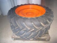 Michelin 12.4r36 trator wheels and tyres