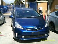 Toyota Prius Plus Sale UBER PCO Ready T Spirit 2014 Low Mileage Finance Available