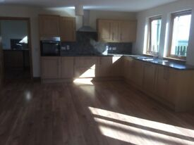 Spacious modern country house 2 mile from Foveran. 5 years old.