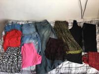 Lady's clothes bundle