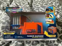 Micro machine Turner garage expandable play set