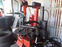 Used tyre machine 3 phase fror sale £350--- collection from Barking