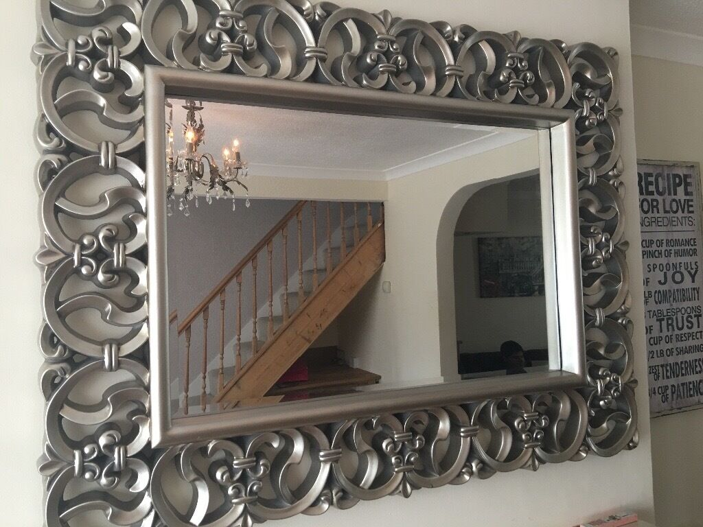 Large Mirror From Dunelm Mill