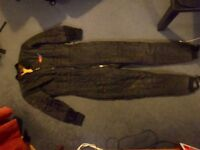 Northern Diver Wooly Bear Undersuit