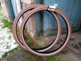 Bicycle Tyres Fat ride cruiser 55 x 622 or 28 x 2.20