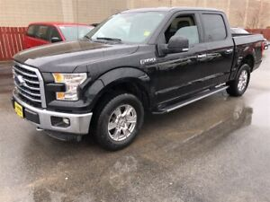 2015 Ford F-150 XLT XTR, Crew Cab, Back UP Camera, 4x4