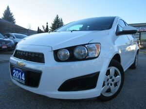 2014 Chevrolet Sonic LT Auto-BLUETOOTH-HEATED SEATS-ONE OWNER