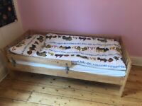 Free IKEA children's bed (collection only)
