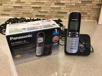 Panasonic KX-TG6821 cordless answering machine AS NEW