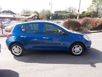 Renault Clio 1.2 16v Expression 5dr 08/58 LADY OWNED VERY ECONOMICAL