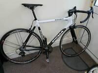 Full Carbon Road Bike 57cm Condor Fork-Campagnolo Groupset & Wheel Set