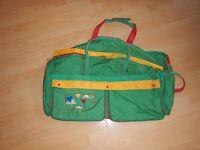 Large Green Sports Bag - Free!