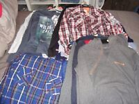 Mens Clothes Bundle – Size Small, Superdry,SoulCal, Next, Topman etc