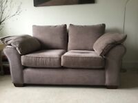 Next Sofa and Love Chair