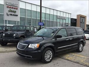 2016 Chrysler Town & Country Touring-L SUNROOF DVD NAV BACKUP CA