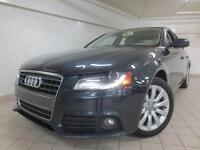 2012 Audi A4 2.0T QUATTRO