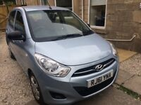 61 Plate Hyundai I10 Classic 1.2 Full Service History Very Low Genuine Miles Immaculate Condition