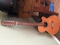 Fender 12 string acoustic/electric