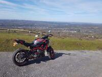 Motocage MT-07