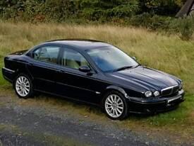 X-Type Jaguar 2Ltr Diesel