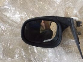 2010 bmw e90 heated wing mirrors in montego blue