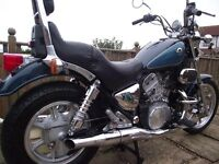 Kawasaki VN750-A9 only 11712 miles 3owners from new stunning! part exchange & delivery