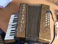 Barcarole accordian
