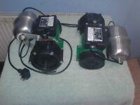 2 Salamander Pumps