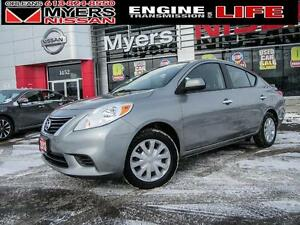 2013 Nissan Versa SV, HEATED MIRRORS, POWER LOCKS AND WINDOWS