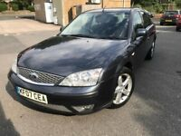 07 mondeo -Titanium tdci -130 E4 - 130BHP - 12 months mot - strong hisotry - nice alloys - tow bar
