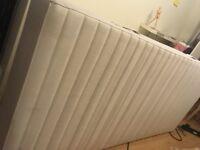 IKEA single Euro standard (200x90x20 cm) Pocket sprung mattress in top condition