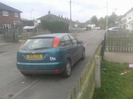 1.4 focus rund and drives faultless drives like new bargain 300